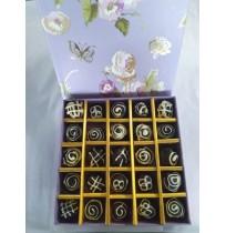 Gift Box - 25 Assorted Truffles