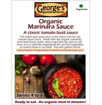 Pasta Sauce - Tomato Basil (Marinara)