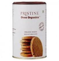 Organic Millet Biscuits - Regular