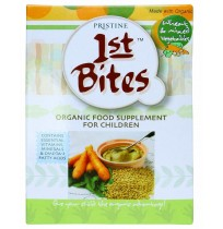 1st Bites - Wheat with mixed vegetables(300 Gms)